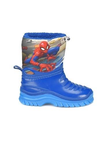 Spider-Man Çizme Lacivert